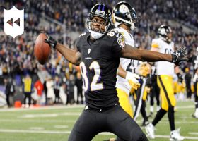 NFL Throwback: Ravens top Steelers on Thanksgiving 2013