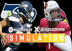 Cardinals vs. Seahawks 'Madden 20' simulation | Week 11 preview