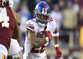 Is Saquon Barkley the NFL's most valuable RB?