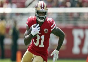 Rapoport: Why Raheem Mostert opted for season-ending knee surgery