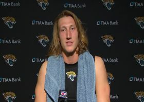 Trevor Lawrence on 'TNF' loss: 'This one hurts'