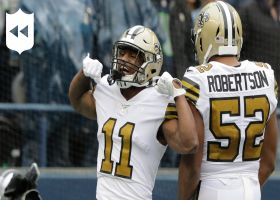 Saints' top 5 plays vs. Seahawks | NFL Throwback
