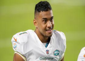 Pelissero: Dolphins name Tua Tagovailoa starting QB