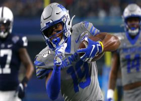 Rank's Top 5 fantasy rookie RBs for 2021