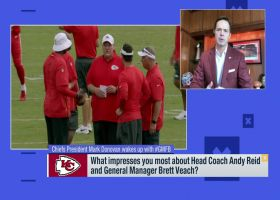 Mark Donovan discusses Chiefs, GEHA naming rights agreement