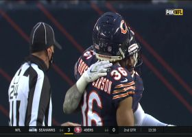 Bears get great field position after Tavon Austin's fumble on punt return