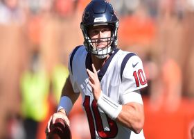 Pelissero: Davis Mills to start for Texans with Tyrod Taylor with out 'a while'