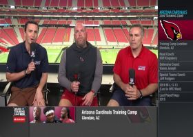 Arizona Cardinals general manager Steve Keim reveals Cardinals Day 3 draft pick who could be 'breakout' player in 2019