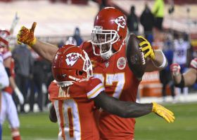 Are Travis Kelce, Tyreek Hill an underrated duo?
