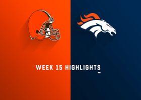 Browns vs. Broncos highlights | Week 15