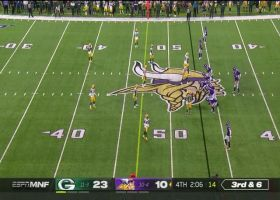 Za'Darius Smith loops inside for Packers' FIFTH sack of Kirk Cousins