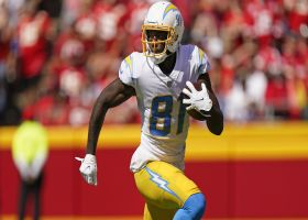 Bisciotti: Joe Lombardi's offense has made Mike Williams 'more than just a 50-50 guy'