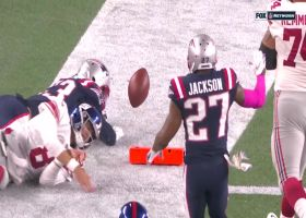 Can't-Miss Play: Scoop and score! Kyle Van Noy dives for dramatic TD