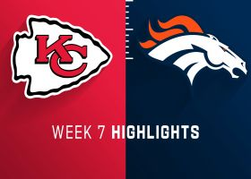 Chiefs vs. Broncos highlights | Week 7