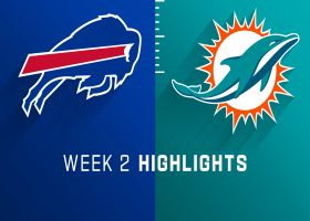 Bills vs. Dolphins highlights | Week 2