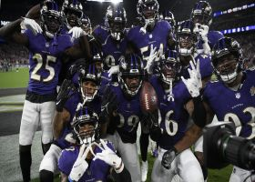 Sights and sounds from Ravens' Week 2 win vs. Chiefs | Mic'd Up