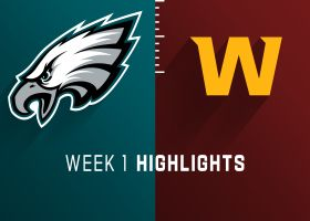 Eagles vs. Washington highlights | Week 1