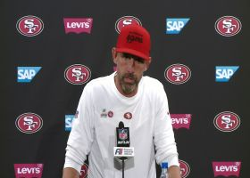 Shanahan: Lance showed 'why he's the No. 2 quarterback' in Week 4