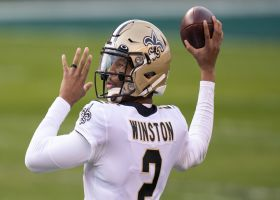 Burleson: Jameis Winston could be the Ryan Tannehill of the Saints
