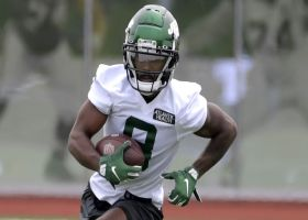 Jeremiah: Rookie WR Elijah Moore has 'been the buzz' of Jets training camp