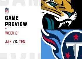 Jaguars vs. Titans preview   Week 2