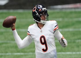 Warner's biggest question for Foles as he takes Bears' QB1 role