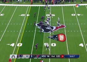 Jake Martin and Texans' D ambush Brady for third-down sack