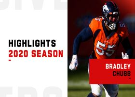 Bradley Chubb highlights | 2020 season