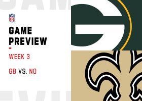 Packers vs. Saints preview   Week 3