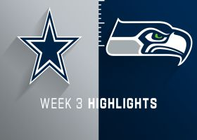 Cowboys vs. Seahawks highlights | Week 3