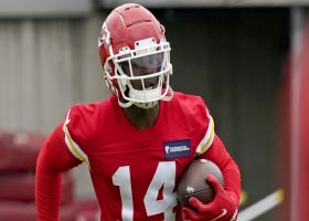 James Palmer reveals the WR who is stepping up with Sammy Watkins gone