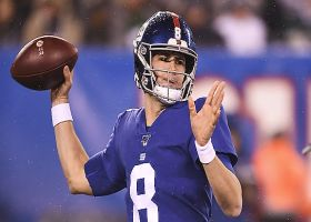 O'Hara: Daniel Jones will have the best targets to throw to in '20