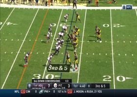 Down goes Big Ben! Texans plant QB in the turf on huge sack