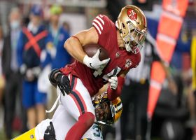 Can't-Miss Play: Juszczyk's powerful catch-and-run TD caps off 49ers' late go-ahead drive