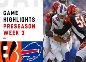 Bengals vs. Bills highlights | Preseason Week 3