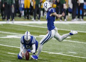 Rodrigo Blankenship drills 39-yard FG to give Colts walk-off win