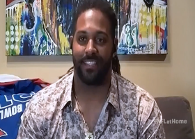NFL at Home: Why Cam Jordan's favorite NFL game was on Thanksgiving