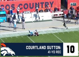 Courtland Sutton's top 10 plays | 2019 season