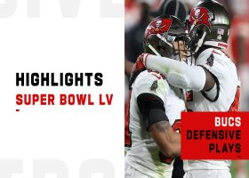 Bucs' best defensive plays from masterful win | Super Bowl LV