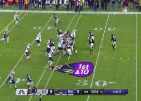 Baltimore Ravens' most innovative plays vs. Patriots | Week 9