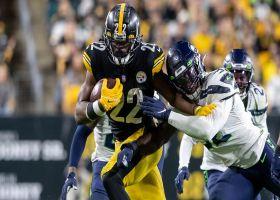 Najee Harris' best plays on 'SNF' vs. Seahawks | Week 6