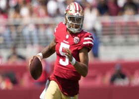Hall: How 49ers can find success in a two-QB system