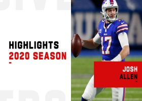 Josh Allen highlights | 2020 season
