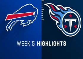 Bills vs. Titans highlights | Week 5