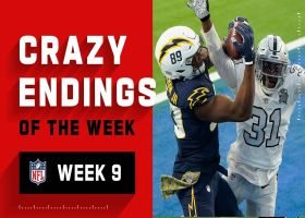 Crazy endings of the week | Week 9