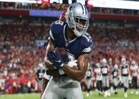 Prescott beats pressure with fadeaway TD to toe-tapping Cooper