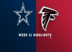Cowboys vs. Falcons highlights | Week 11