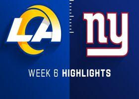 Rams vs. Giants highlights | Week 6