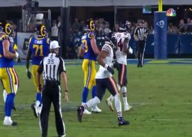 Goff lasers ball to Reynolds for 26 yards