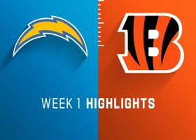 Chargers vs. Bengals highlights | Week 1